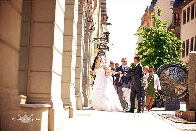 Hochzeitsfotograf in Freiberg
