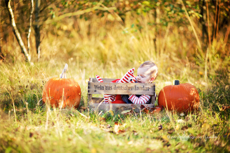 Kindershooting Herbst Natur