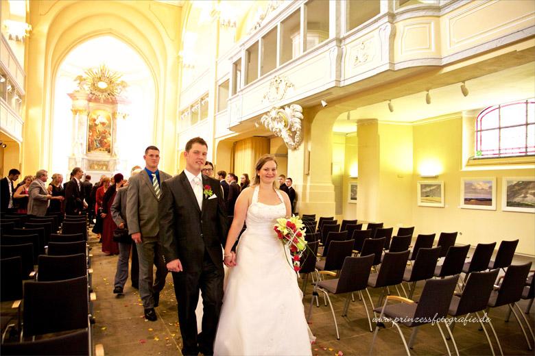 Heiraten in der Nikolaikirche Freiberg