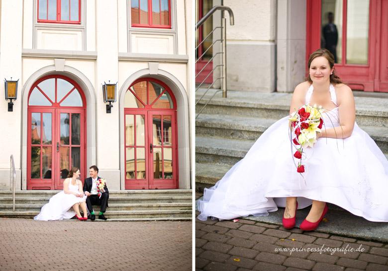 Fotografin für Hochzeit in Freiberg
