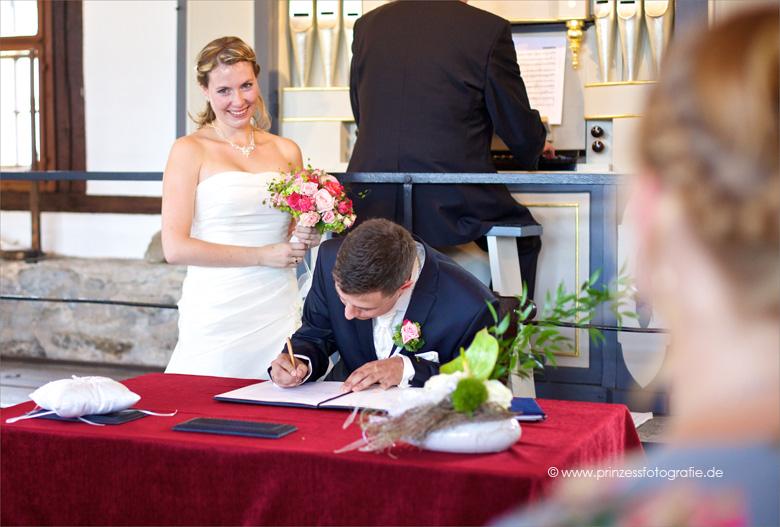 Heiraten in Freiberg