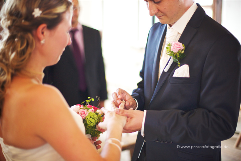 Heiraten auf der Alten Elisabeth