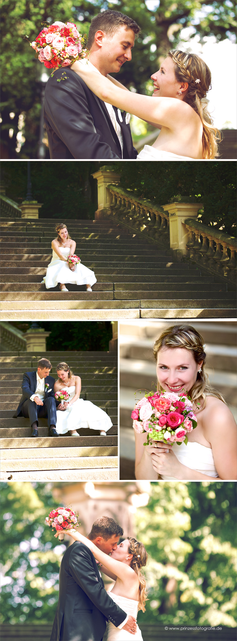 Professionelle Hochzeitsfotografen Freiberg Dresden