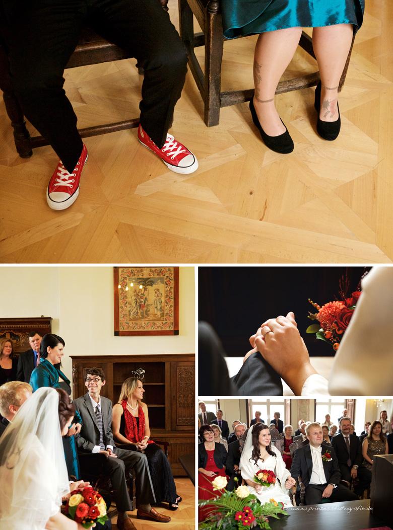 Hochzeitsbilder Schloß Purschenstein
