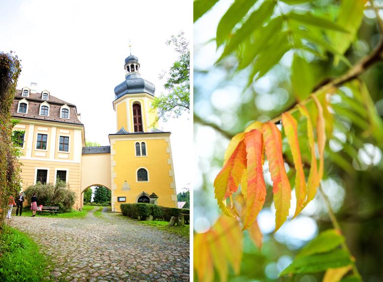 Heiraten im Landschloß Zuschendorf