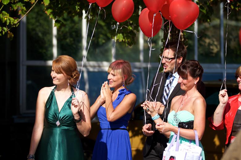 Hochzeitsballons