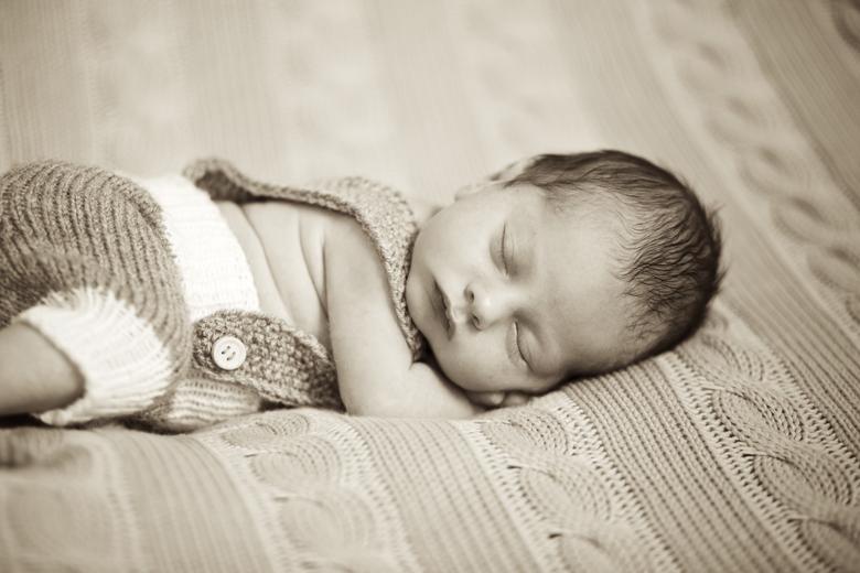 Babyfotografin Freiberg