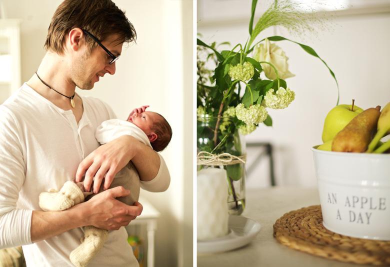 Henri is born