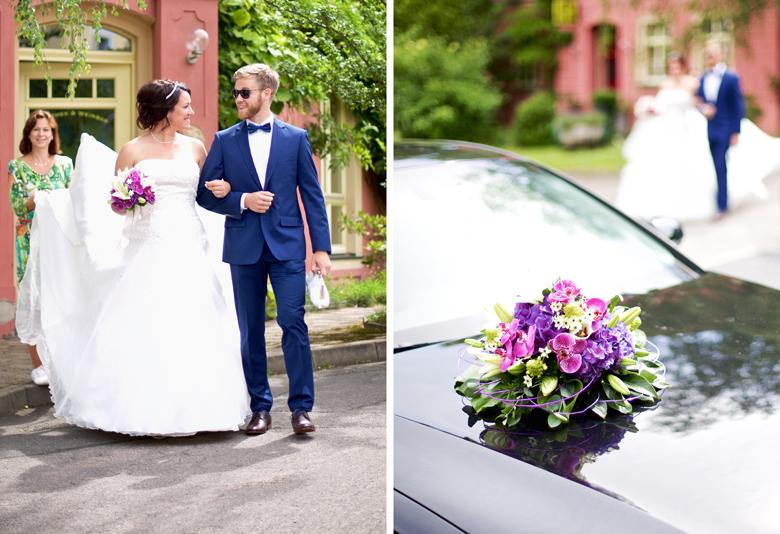 Prinzessfotografie Hochzeitsreportage