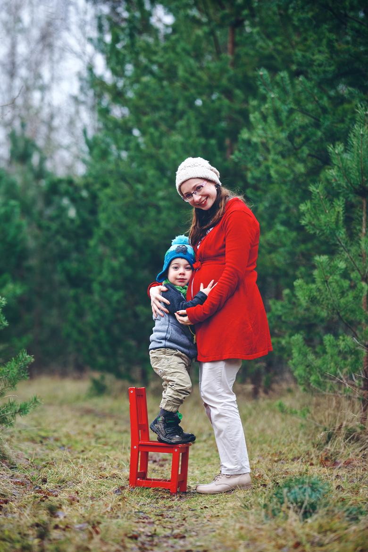 Babybauchfotografie Freiberg 2