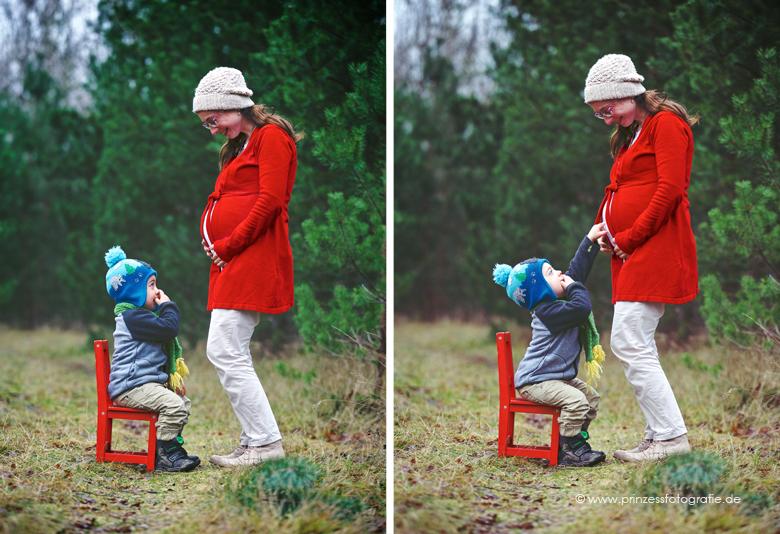 Babybauchfotografie Freiberg 4