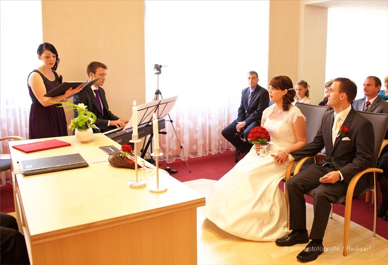 Heiraten im Standesamt Freiberg