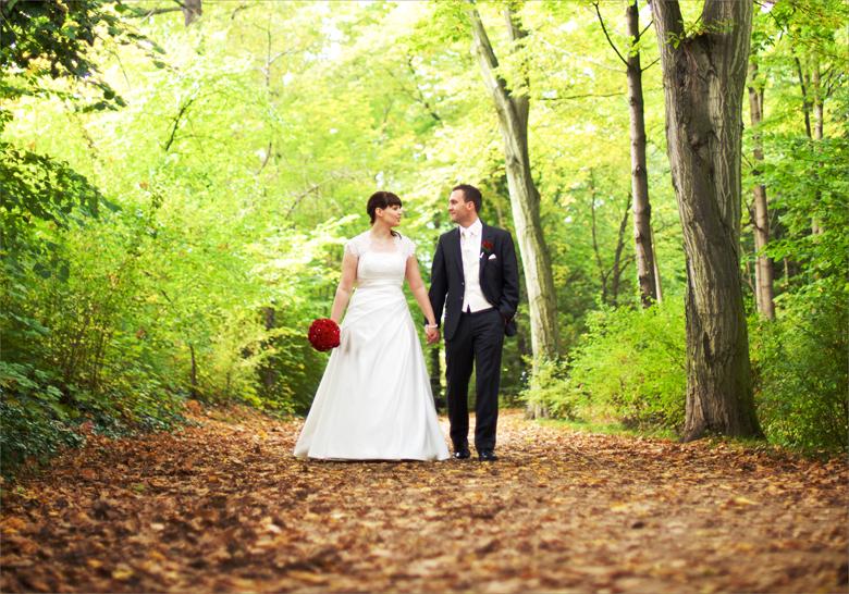 Hochzeitsfotos Großer Garten Dresden