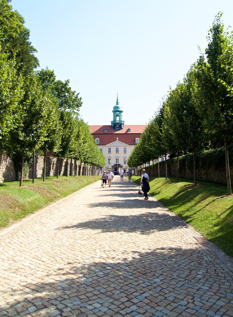 Hochzeit Schloß Lichtenwalde