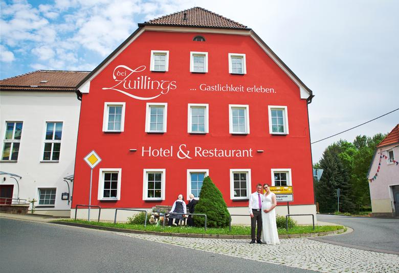 Bei Zwillings Hilbersdorf